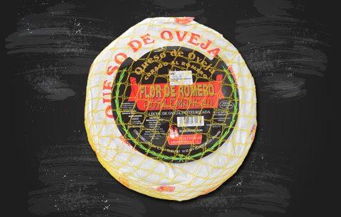 queso-oveja-flor-de-romero